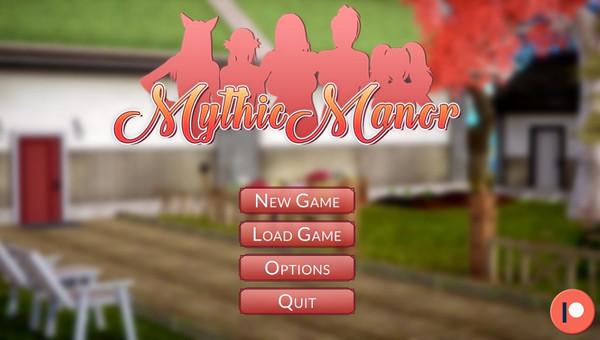 Jikei - Mythic Manor (InProgress) Update Ver.0.3.1