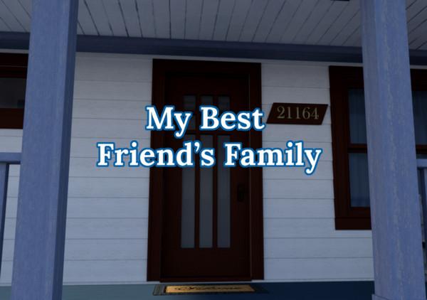 Iceridlah Games - My Best Friend's Family (InProgress) Ver.0.06