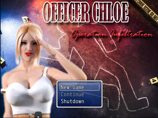 Key - Officer Chloe: Operation Infiltration (Final) Ver.1.02