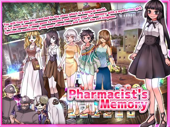 FoxMafura - Pharmacist's Memory (Eng)