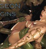 Art by X3Z – Dungeon Origins