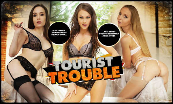 Lifeselector - Tourist Trouble