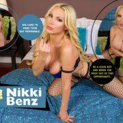 Lifeselector - Having Fun with Nikki Benz