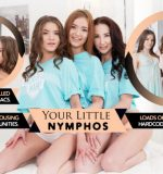 Lifeselector – Your Little Nymphos