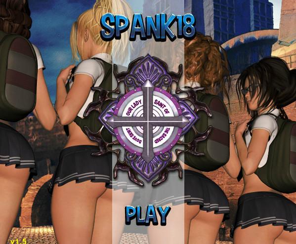 Barbarian Babes - Spank 18