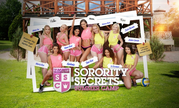 Lifeselector - Sorority Secrets - Summer Camp