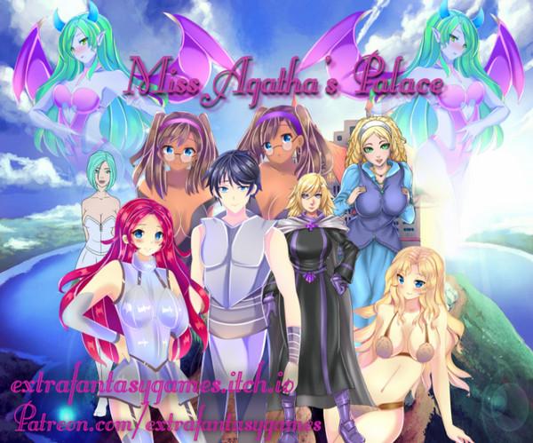 ExtraFantasyGames - Miss Agatha's Palace Ver.1.4