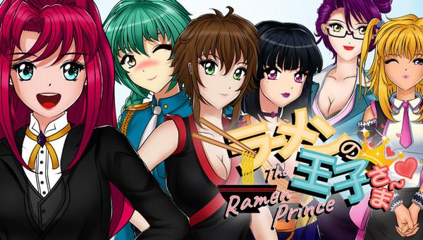 Paper Waifu - Ramen no Oujisama / The Ramen Prince (Update) Ver.0.6.5