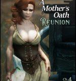 Art by SKComics – A Mother's Oath 1-4