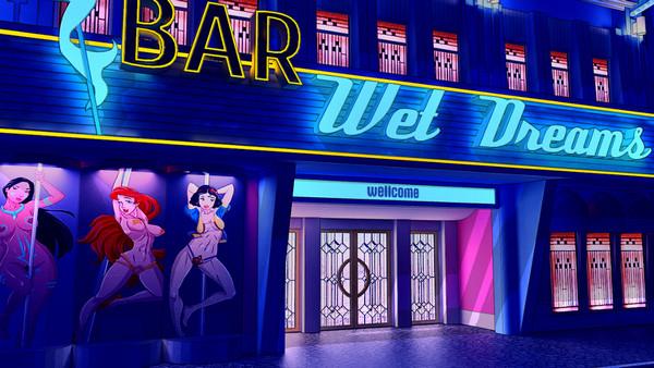 Bro Fox - Bar Wet Dreams