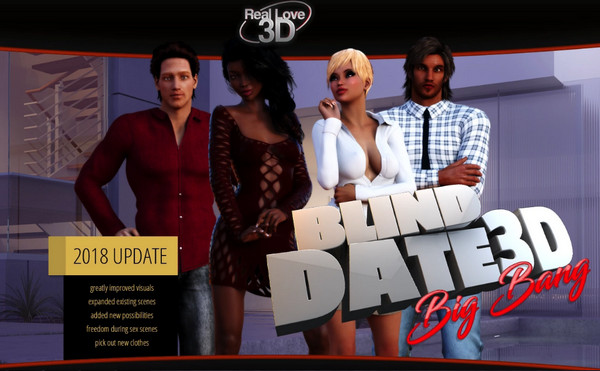 Lesson of Passion - Blind Date 3D Big Bang