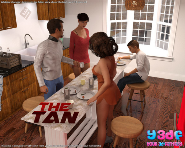 Art by Y3DF – The Tan