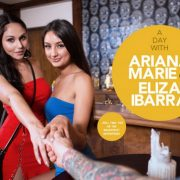 Lifeselector – A day with Ariana Marie & Eliza Ibarra