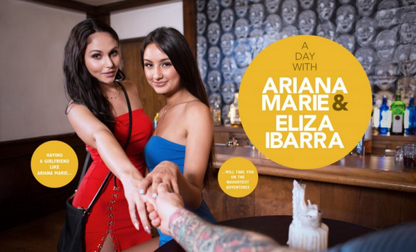 Lifeselector - A day with Ariana Marie & Eliza Ibarra