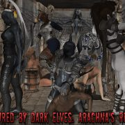 Darktoz - Captured by Dark Elves: Arachna's Return (Ep. 1)