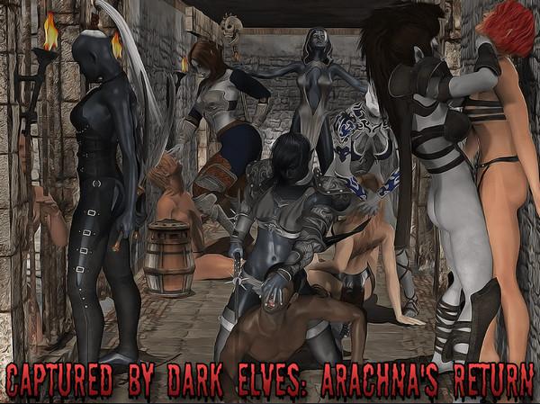 Darktoz - Captured by Dark Elves: Arachna's Return (Ep. 1)