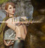 Art by Jared999D – Elf Slave: Volunteer