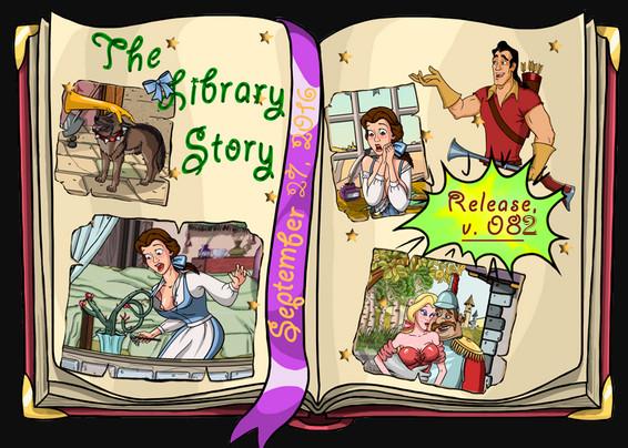 Xaljio / Latissa - Library story (Update) Ver.0.93