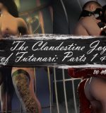 Art by Antropox – The Clandestine Joy of Futanari 1-2