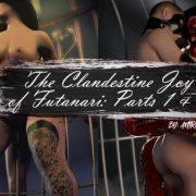 Art by Antropox - The Clandestine Joy of Futanari 1-2