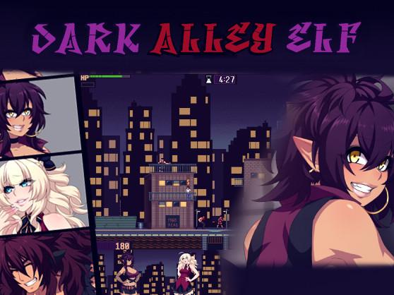 Projekt Wolfenstahl - Dark Alley Elf