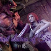 26RegionSFM - Secret desires of Triss