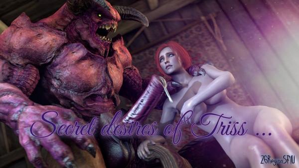 26RegionSFM - Secret desires of Triss