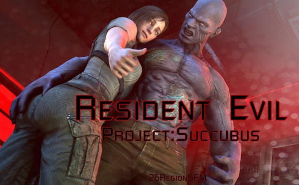 26RegionSFM - Resident Evil - Project: Succubus