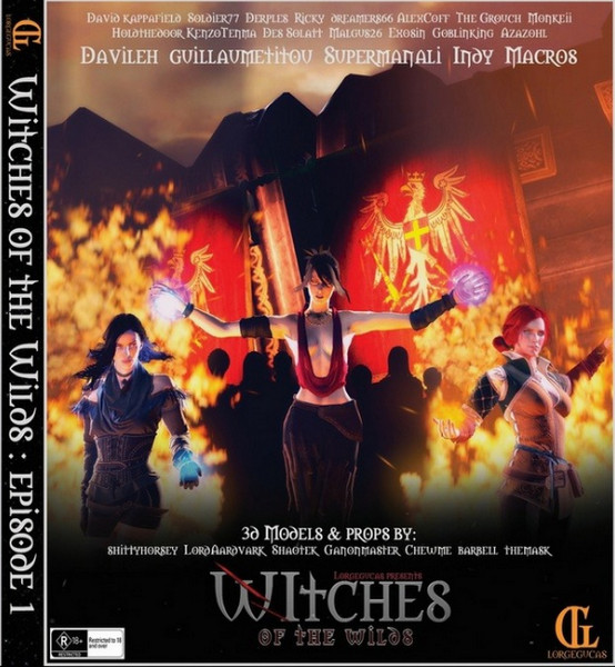 LorgeGucas - Witches of the Wilds Epsiode 1