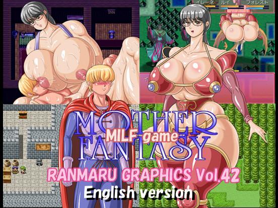 Ranmaru Graphics - Milf Game Mother Fantasy (Eng)