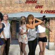 Walkius - School, Love & Friends Ver.1.0