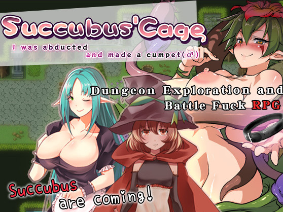 Ason – Succubus' Basket – I was abducted and made a cumpet (Eng)