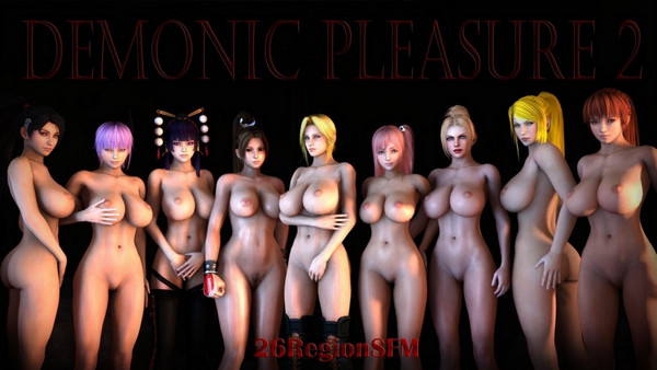 26RegionSFM - Demonic Pleasure 1-2
