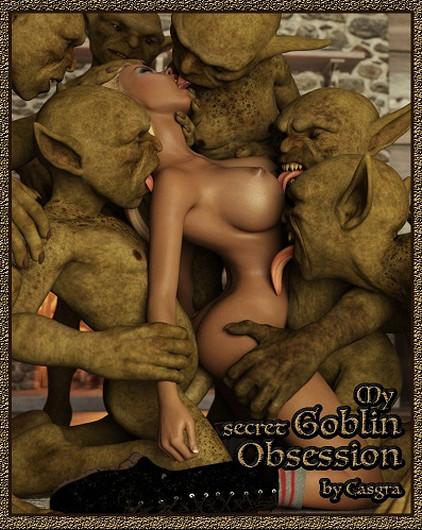 Art by Casgra – My Secret Goblin Obsession