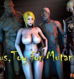 26RegionSFM – Samus Toy for Mutants