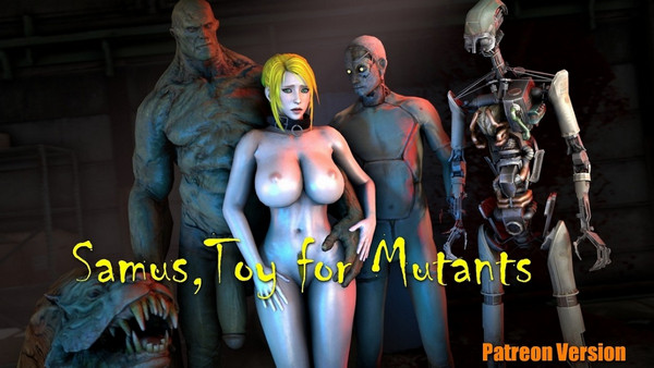 26RegionSFM - Samus Toy for Mutants