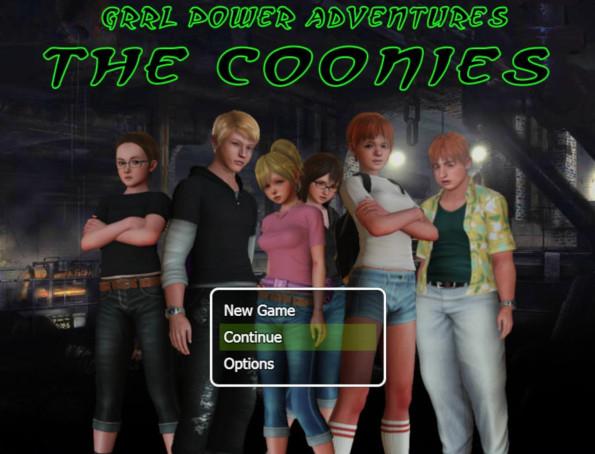 Shadowstar - Grrl Power Adventures – The Coonies