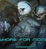 26RegionSFM – 2B-Whore For Monster