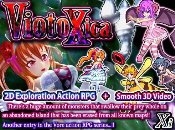 Xi – ViotoXica (Eng)