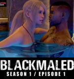 Art by Sexy3DComics – Blackmailed Episode 1-2