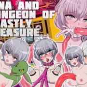 Fox Muffler - Nina and the Dungeon of Beastly Pleasure (Eng)