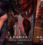 DarkLust – The Borders Of The Tomb Raider (Project-All-In-One) HappyEnding