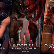DarkLust - The Borders Of The Tomb Raider (Project-All-In-One) HappyEnding