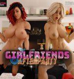 Art by HyperComics3D – Girlfriends Afterparty
