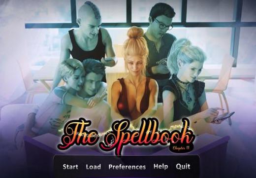 NaughtyGames - The Spellbook (InProgress) Ver.0.2.0.3