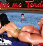 Art by Crazy Dad – Love Me Tender 1-4