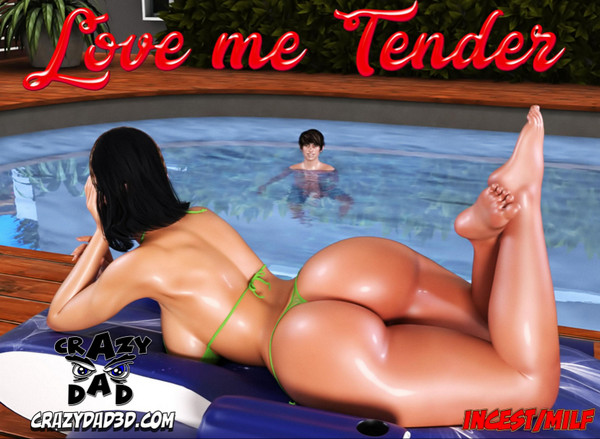 Art by Crazy Dad – Love Me Tender 1-4