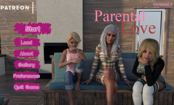 Luxee – Parental Love (Update) Ver.0.10