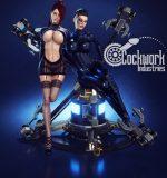 Digital Seductions – Cockwork Industries: Full Bloom (Final)