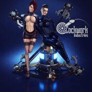 Digital Seductions - Cockwork Industries: Full Bloom (Final)